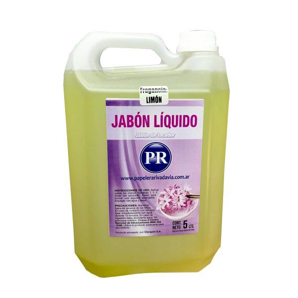JABON LIQUIDO DE TOCADOR 5LITROS