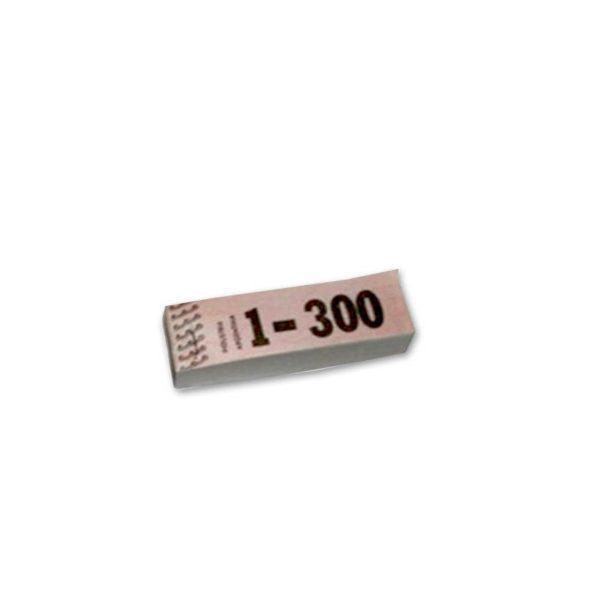 NUMEROS 1-300