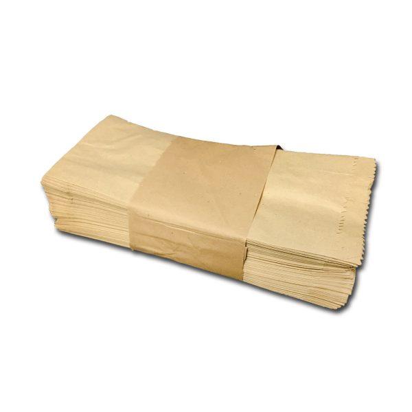 Bolsa de papel Kraft N°5
